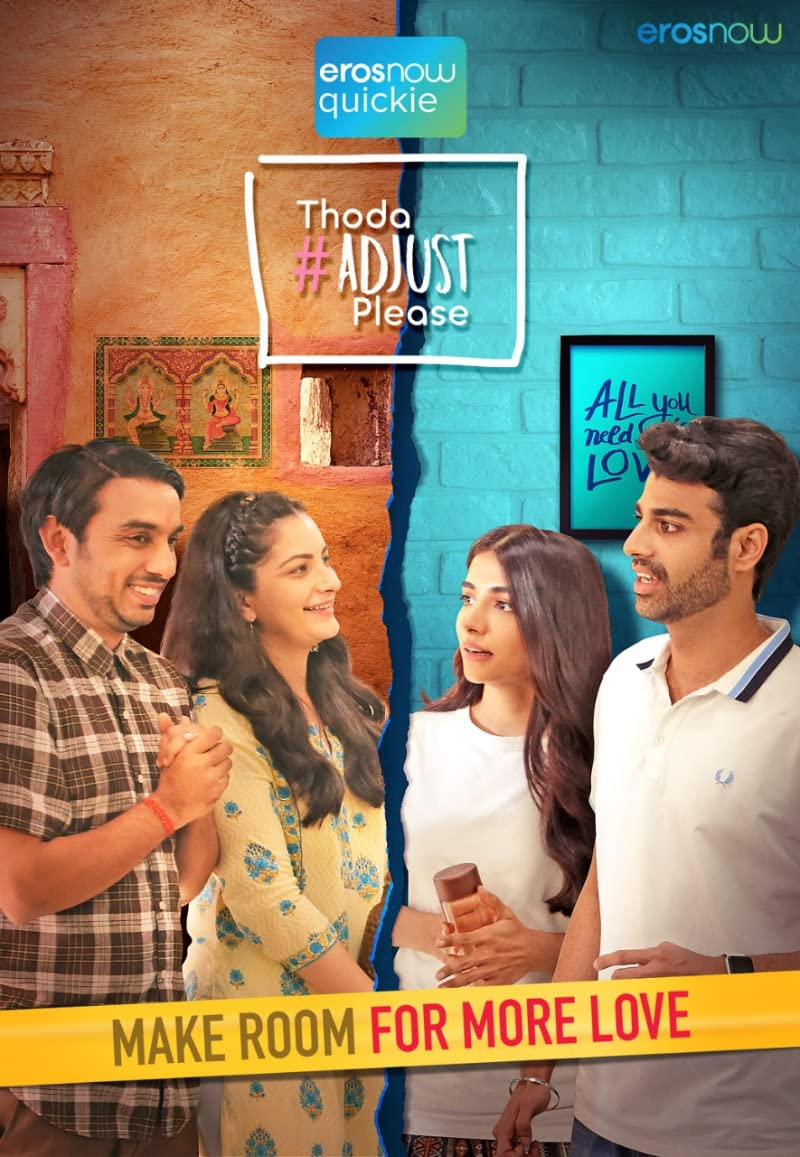 Thoda Adjust Please (2021) Eros S01 Complete Hindi Web Series Download