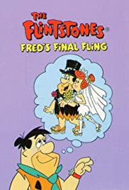 The Flintstones: Fred's Final Fling Poster