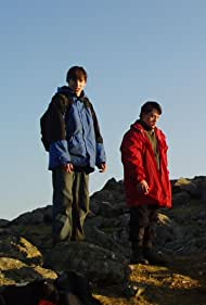 Nicholas Hoult and Tommy Jessop in Coming Down the Mountain (2007)