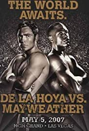 The World Awaits: De La Hoya vs. Mayweather Poster