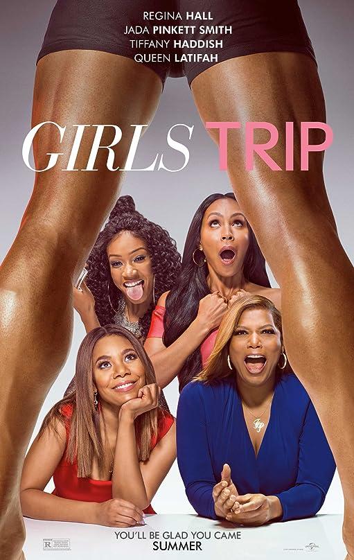 Girls Trip (2017) Hindi Dubbed