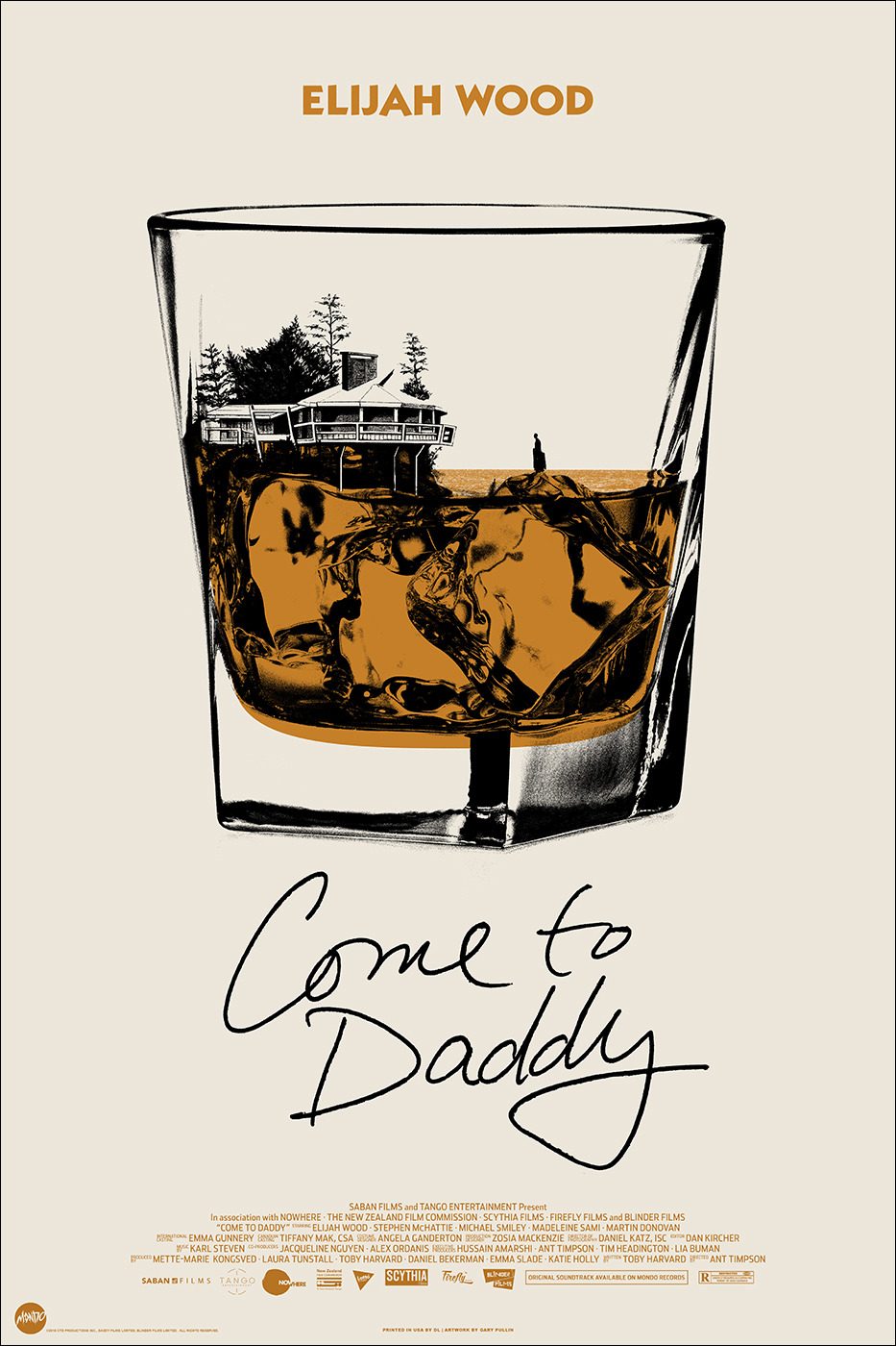 ATEIK PAS TĖTUKĄ (2019) / Come to Daddy