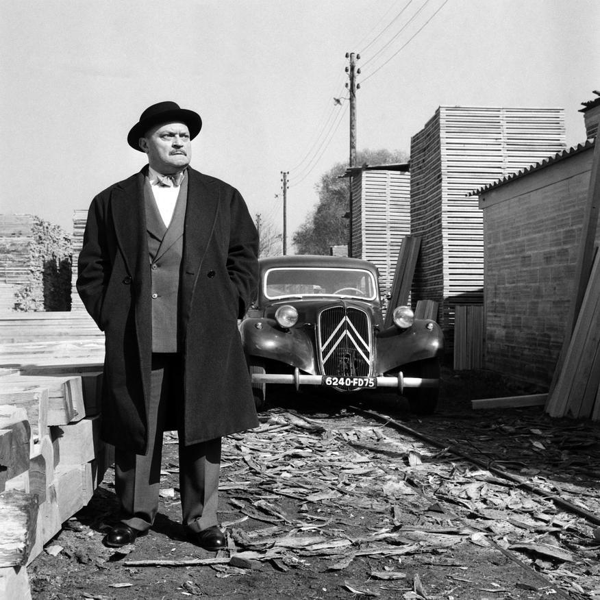 Raymond Souplex in Les cinq dernières minutes (1958)