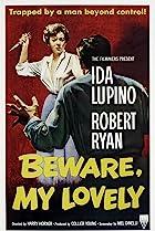Beware, My Lovely (1952) Poster