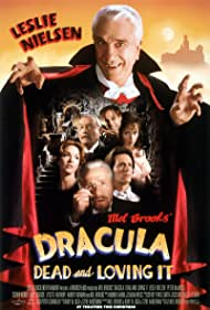 Mel Brooks, Leslie Nielsen, Lysette Anthony, Peter MacNicol, Steven Weber, and Amy Yasbeck in Dracula: Dead and Loving It (1995)