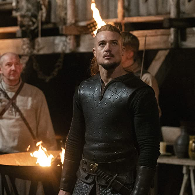 Ian Hart and Alexander Dreymon in The Last Kingdom: Episode #4.3 (2020)