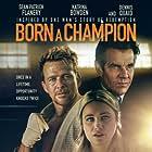 Dennis Quaid, Sean Patrick Flanery, and Katrina Bowden in Born a Champion (2021)