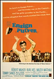 Ensign Pulver (1964) Poster - Movie Forum, Cast, Reviews