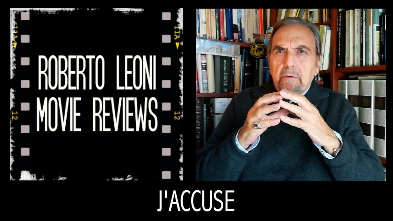 Roberto Leoni in J'accuse (2019)