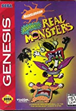 Nickelodeon: Aaahh!!! Real Monsters