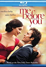 Me Before You: Outtakes Poster