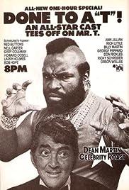 Dean Martin Celebrity Roast: Mr. T Poster