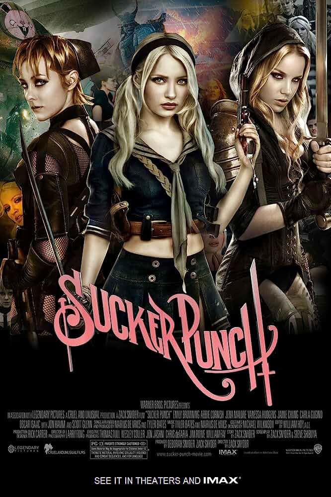 Sucker Punch (2011) Hindi Dubbed