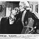 Arthur Askey and Shirley Eaton in The Love Match (1955)