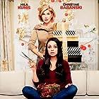 Christine Baranski and Mila Kunis in A Bad Moms Christmas (2017)