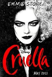 Movie Poster for Cruella.