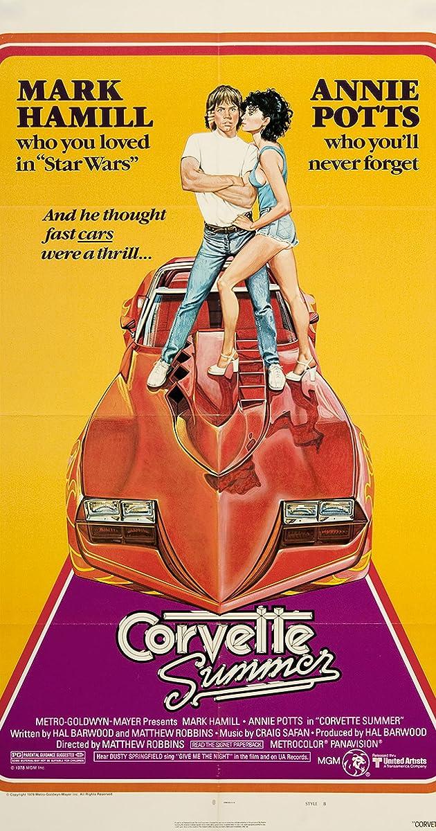 Subtitle of Corvette Summer
