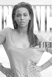 Beyoncé: If I Were a Boy Poster