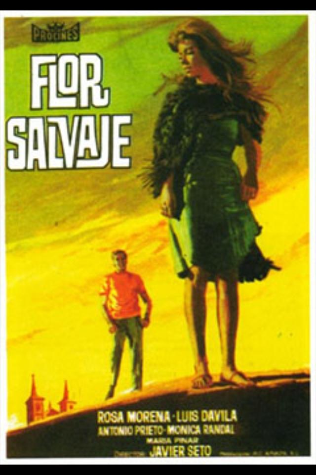 Flor salvaje (1965)