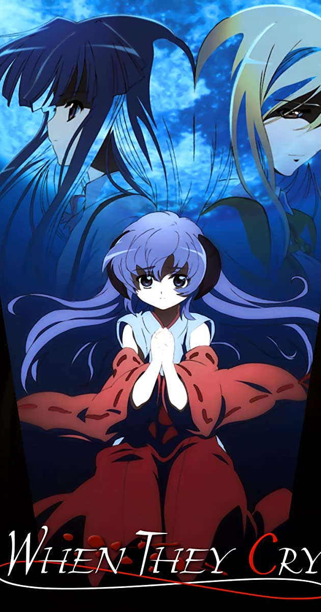 Higurashi no naku koro ni (TV Series 2006–2013) - IMDb