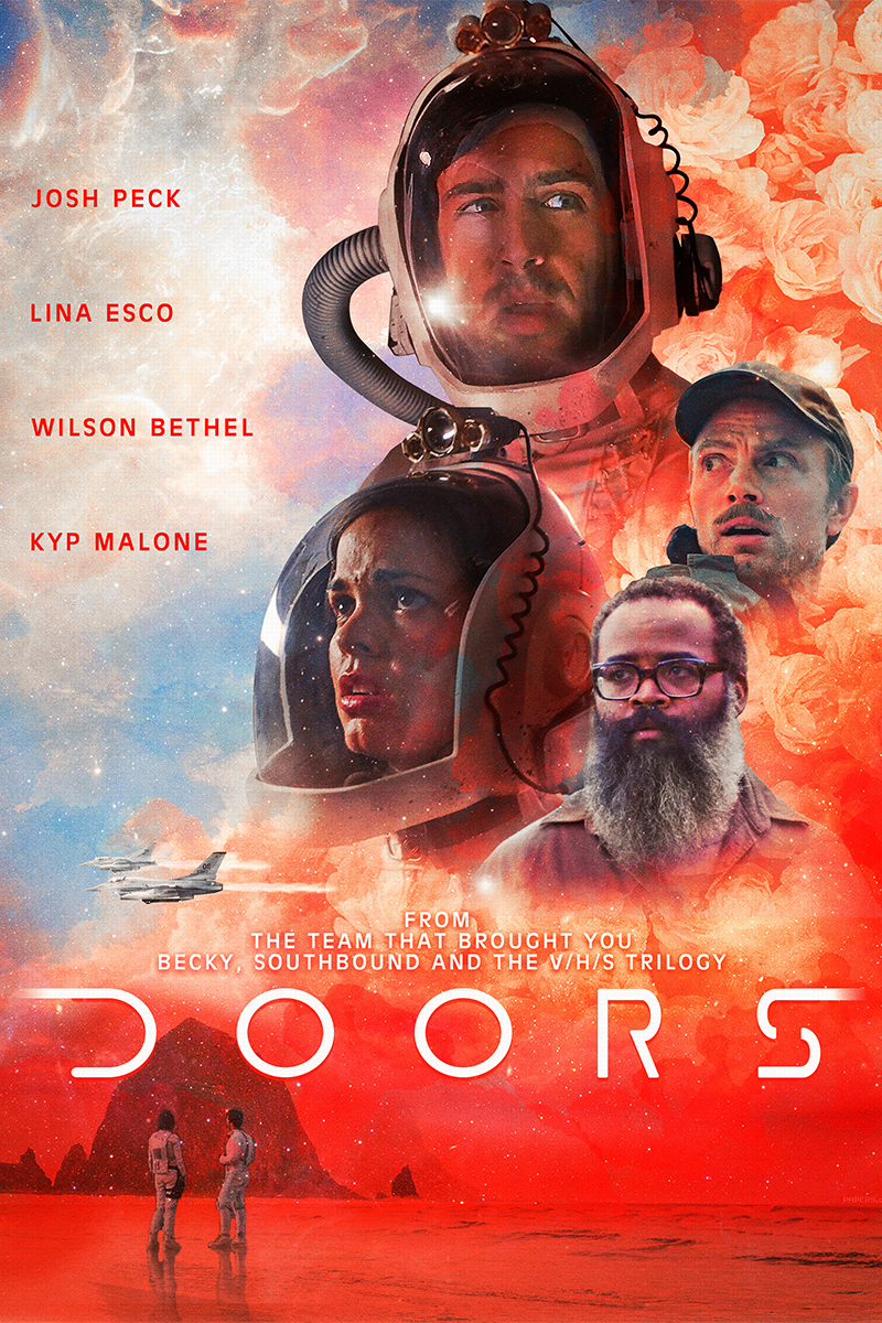 Doors (2021) Telugu Dubbed (Voice Over) & English [Dual Audio] WebRip 720p [1XBET]