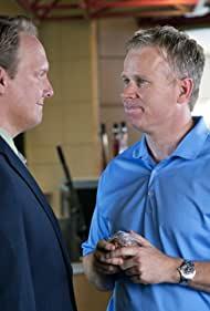 Jonathan Torrens and Gerry Dee in Mr. D (2012)