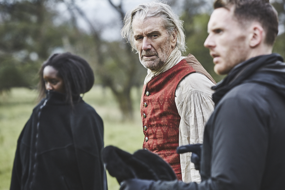 Clive Russell family
