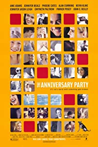 Downloading free movie websites The Anniversary Party [Bluray]