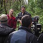 Greg James, Brad Douglas, Dan Kyle, and Chuck Greenwood in Between the Trees (2018)