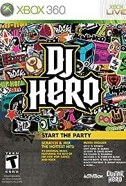 DJ Hero Poster