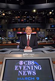 CBS Evening News with Dan Rather Poster