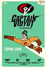 Captain Vidyut (2020) Hindi x264 AMZN WEB-DL 480p [229MB] | 720p [389MB] mkv