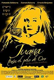 Juana tenía el pelo de oro Poster
