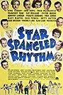 Star Spangled Rhythm (1942) Poster