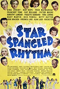 Primary photo for Star Spangled Rhythm