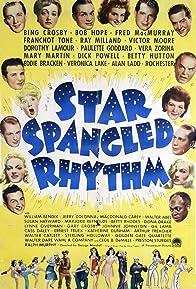 Primary photo for Star Spangled Rhythm