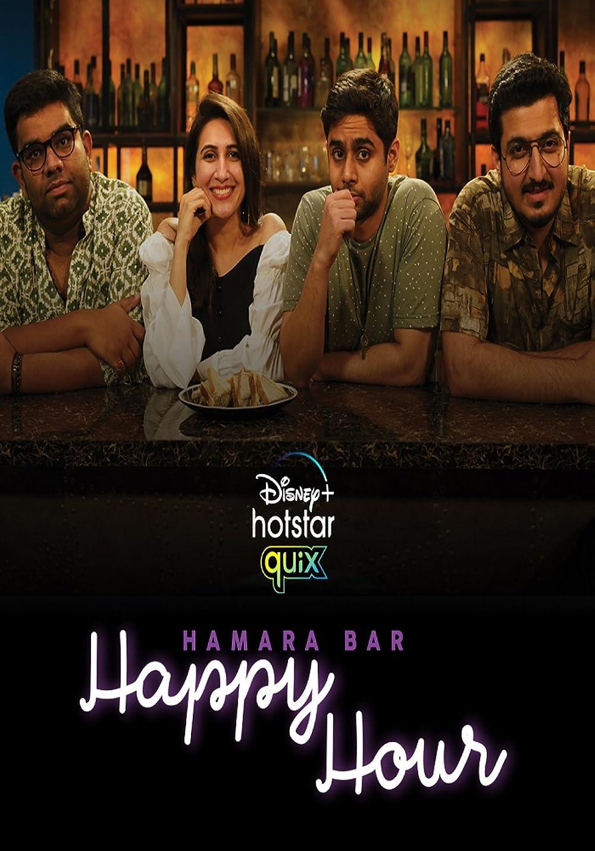 Hamara Bar Happy Hour 2021 Hindi S01 Complete DSNP Original Web Series 720p HDRip 700MB Download