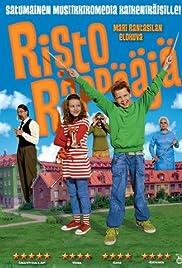 Risto Räppääjä Poster