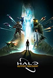 Halo: Outpost Discovery Poster