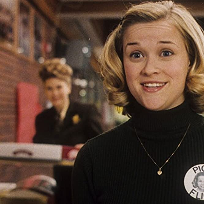 Reese Witherspoon in Election (1999)