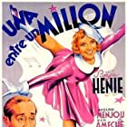 Don Ameche, Sonja Henie, and Adolphe Menjou in One in a Million (1936)
