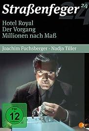 Hotel Royal Poster