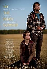 Hit the Road Gunnar Poster
