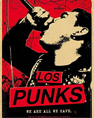 Where to stream Los Punks: We Are All We Have