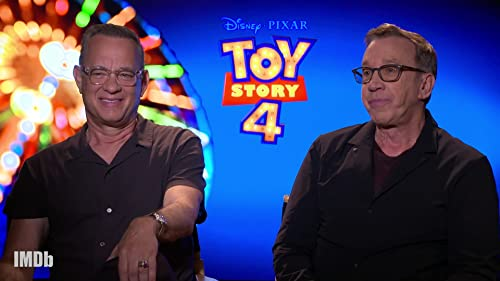 Tom Hanks and Tim Allen Mix It Up Just Like Woody and Buzz