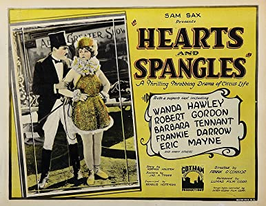Hearts and Spangles none