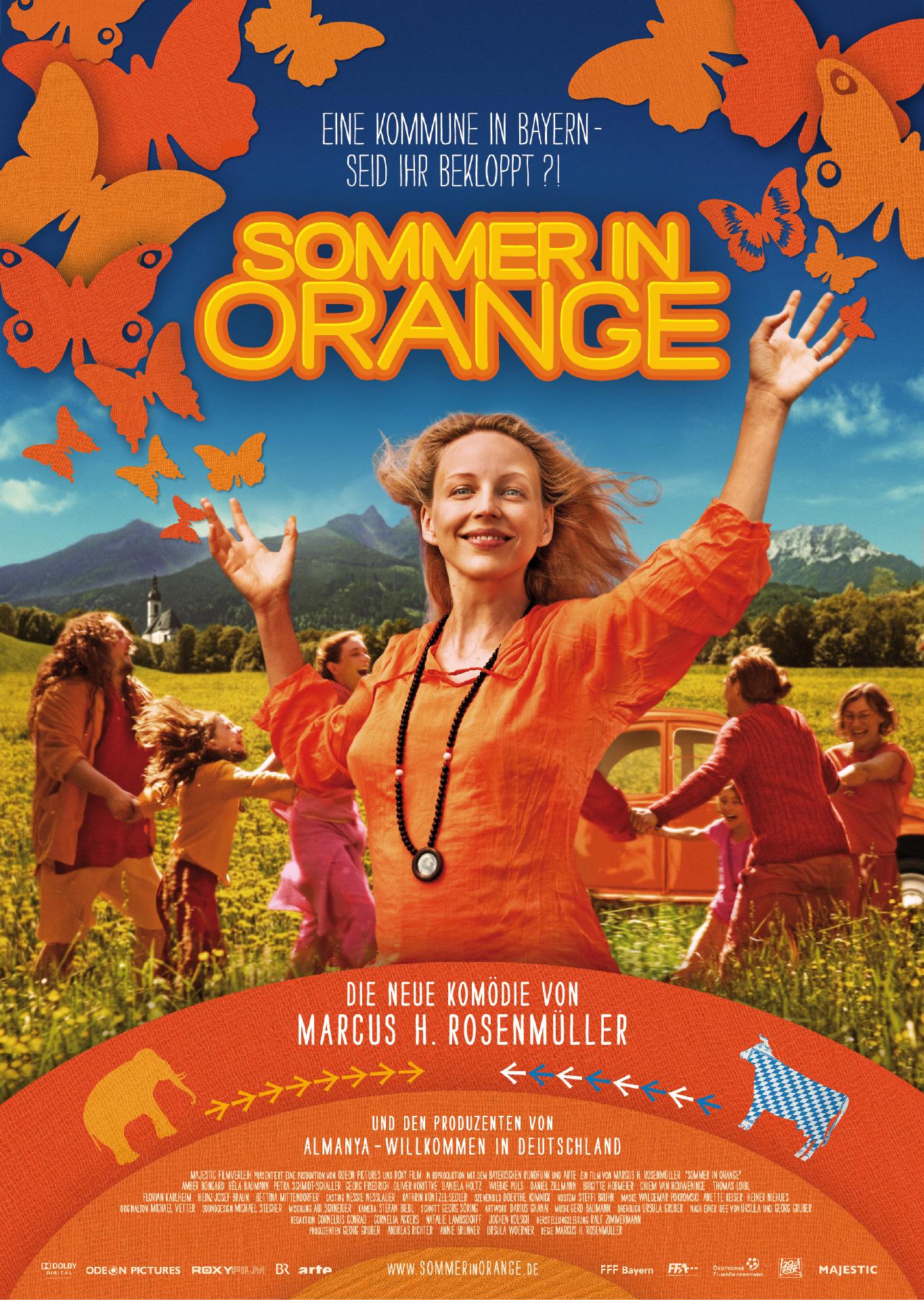 Sommer In Orange 2011 Imdb