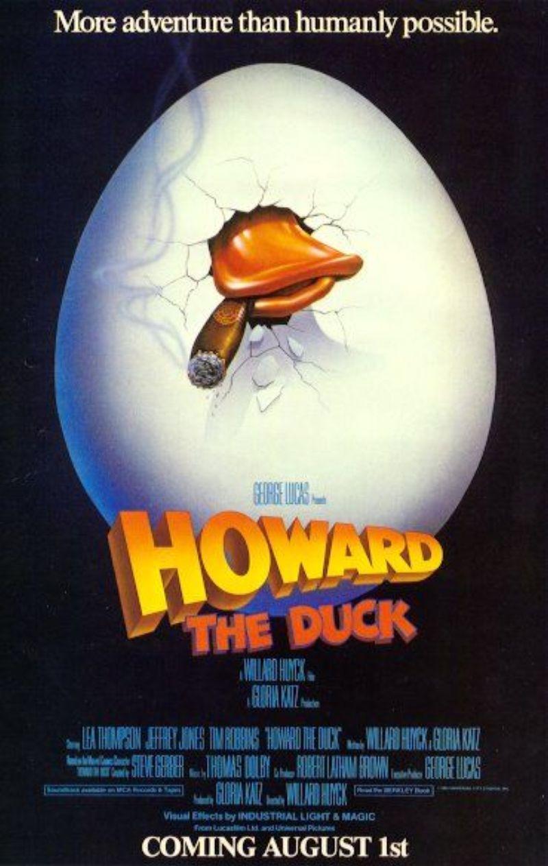 Howard The Duck 1986 Imdb