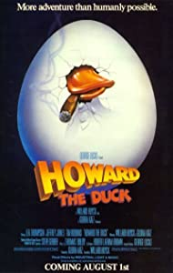 Old movies downloads Howard the Duck by [hddvd]