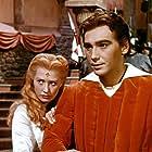 Josef Zíma and Marie Kyselková in Princezna se zlatou hvezdou (1959)